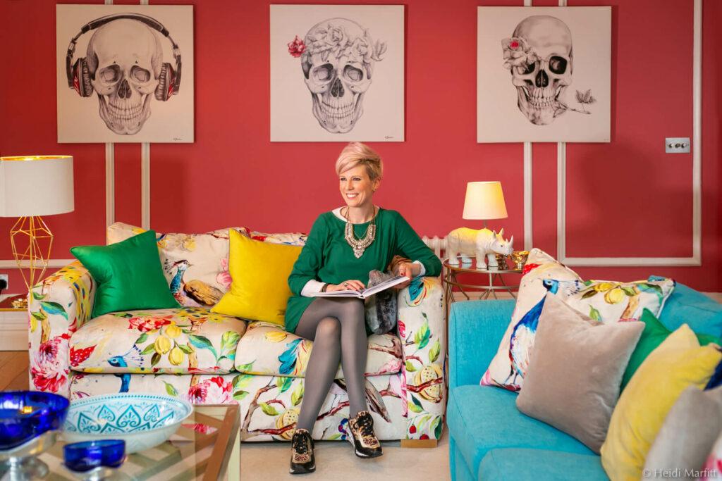Ann Marie Cousins, Interior designer Yorkshire.