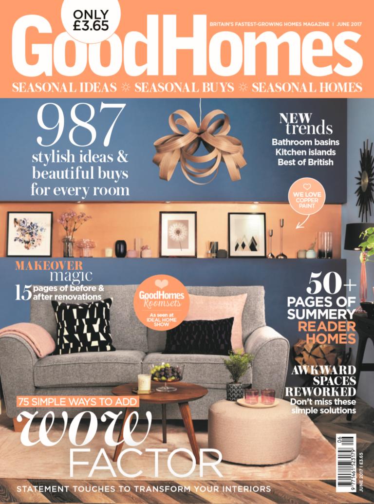 Good Homes June Interiors